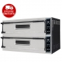 DBASIC XL33L -  Forno digitale monocamera 3+3 pizze