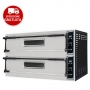 DBASIC XL66L Forno pizzeria due camere